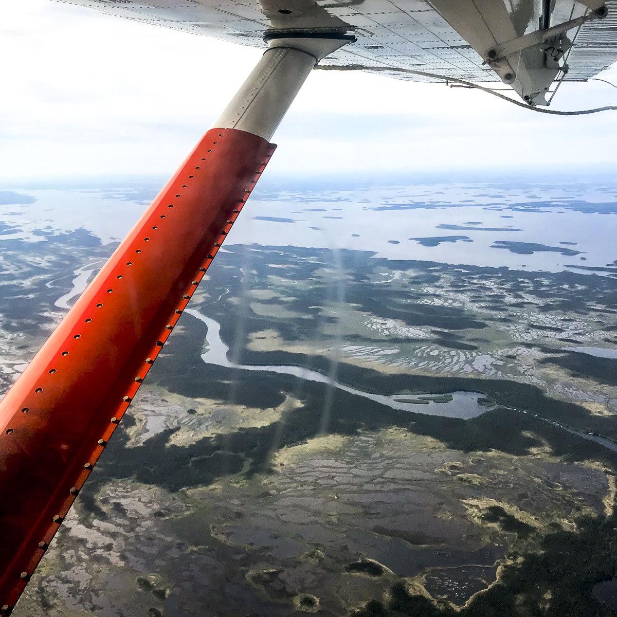 Atikonak River, Labrador Canada