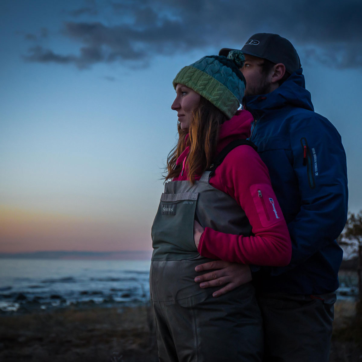 Me, My Baby Bump and Our Fly Fishing Life