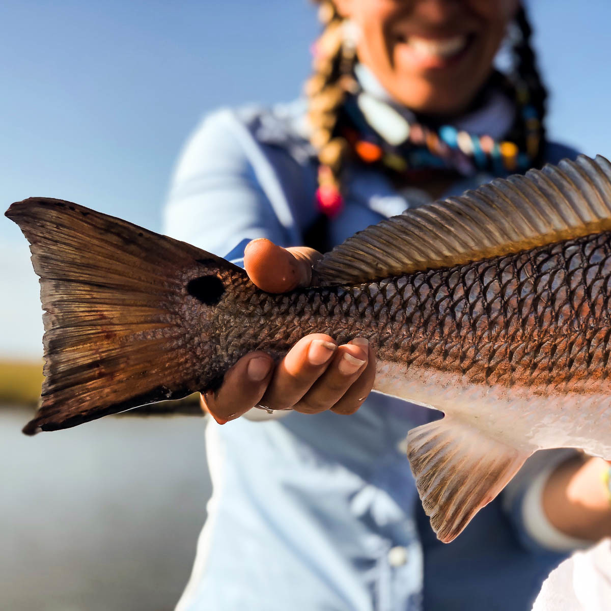 Why You Should Target Redfish This Fall