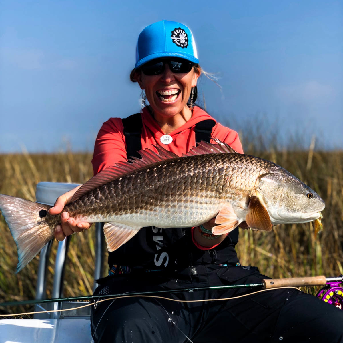 Rip and Hopper's Redfish Roadie