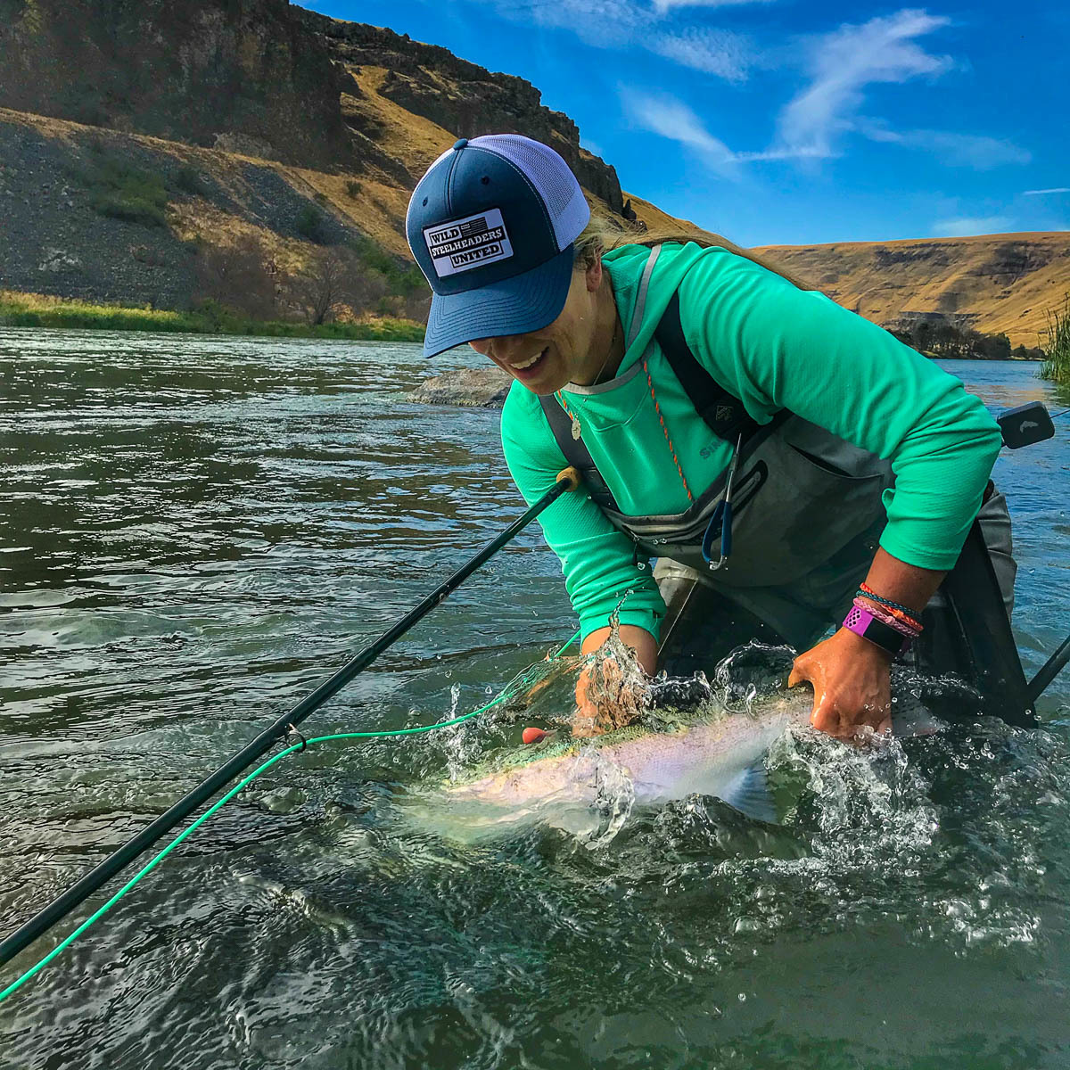 Ten Things to Consider When Steelhead Fishing in the Pacific Northwest