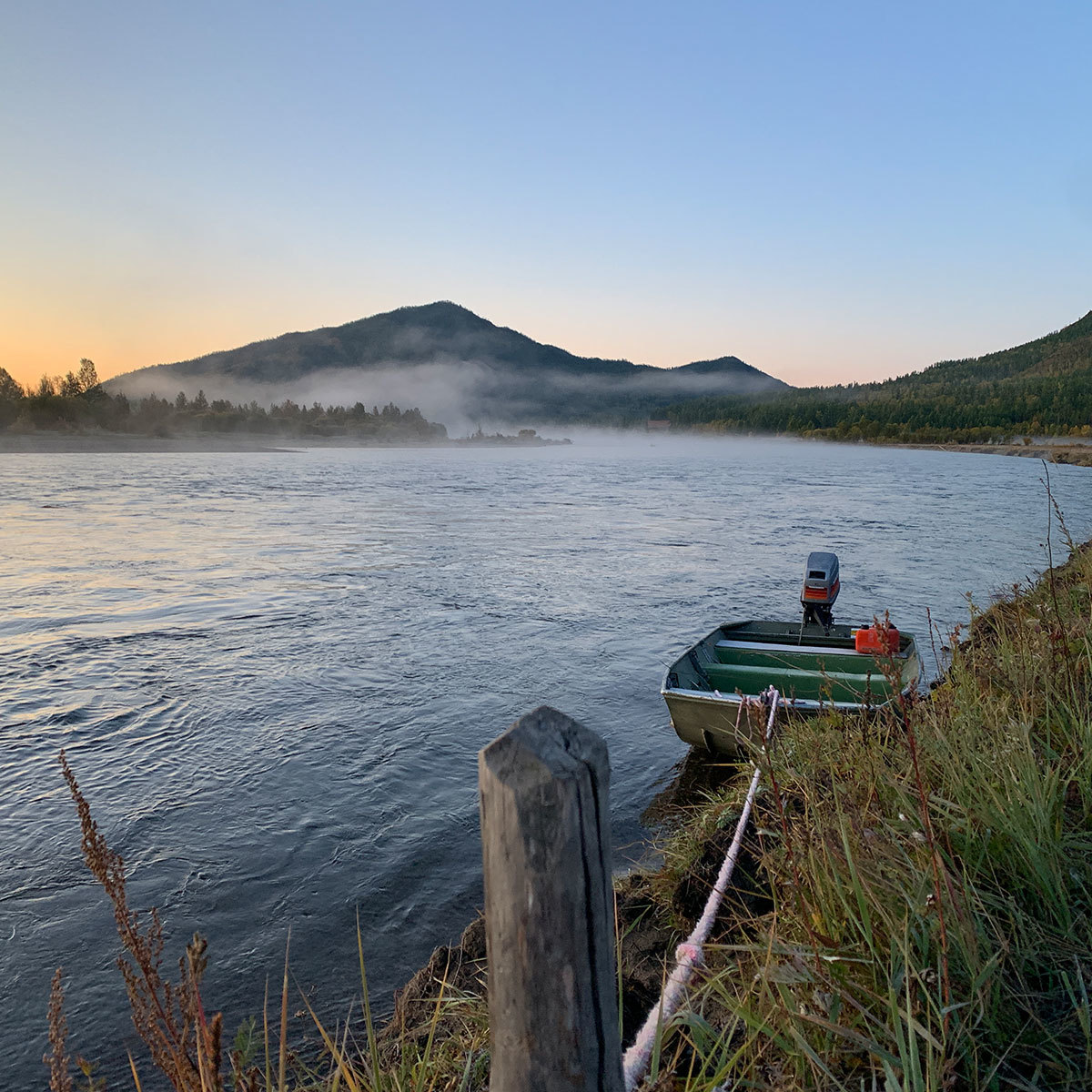 Taimen Fishing in Mongolia: My Cellular Shift