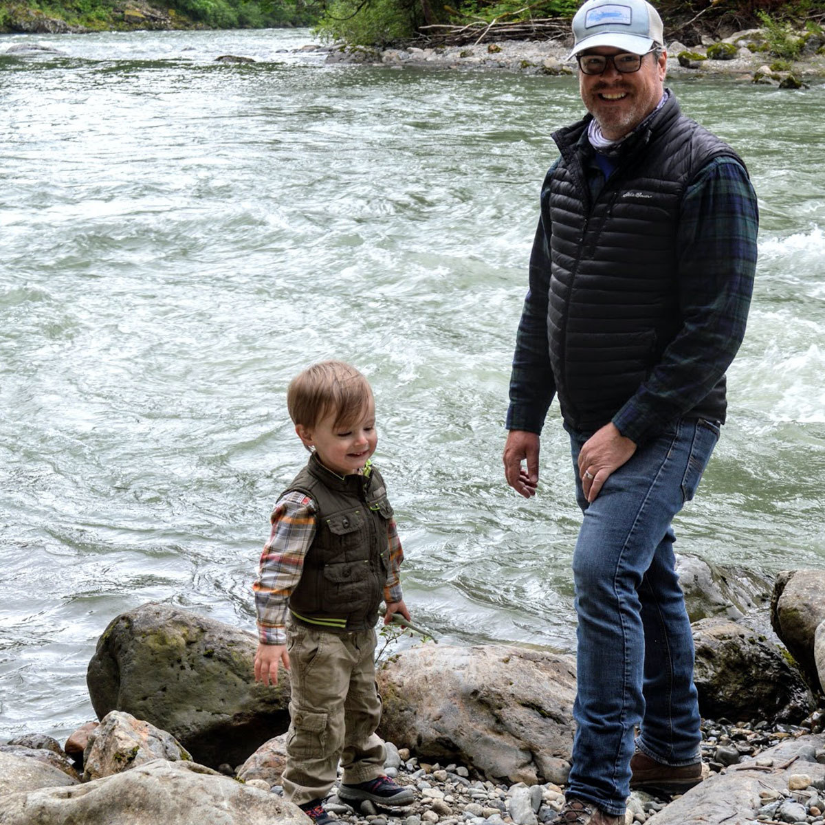 Introduce Your Kids to Fly Fishing