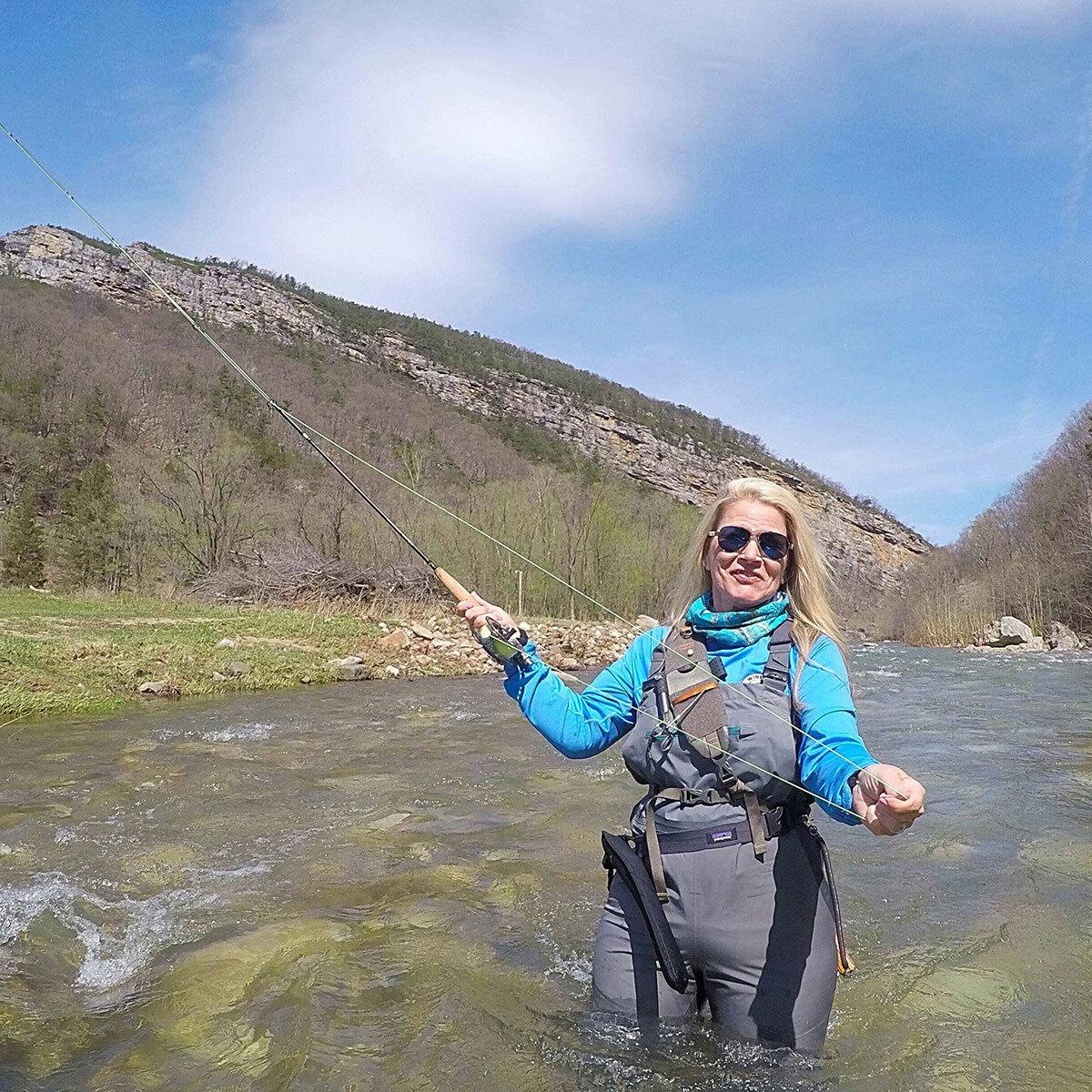 International Women's Fly Fishing Day