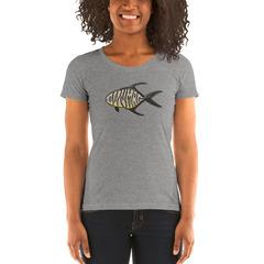 DUN Permit ladies' short sleeve t-shirt