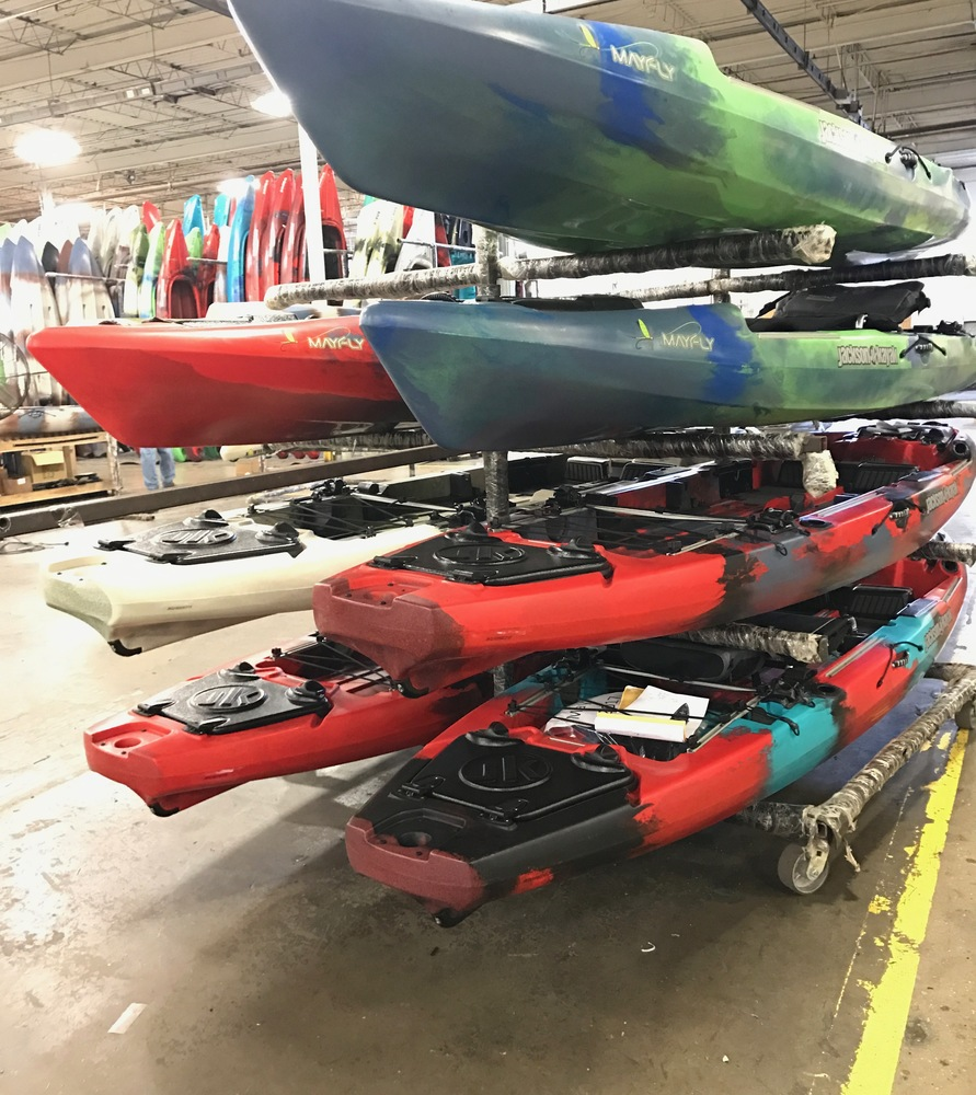 All Kayaks Are Not Created Equal! | DUN Magazine